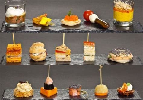 canapé marseille journey of wedding catering south of