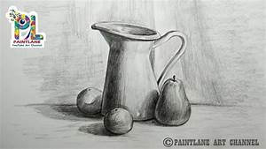 How To Draw Still Life With Pencil