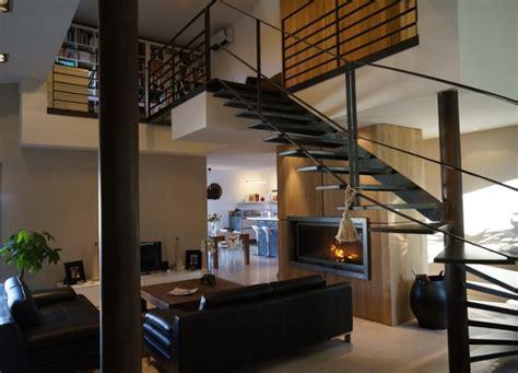 interieur maison contemporaine architecte sedgu