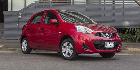 Nissan Car : 2015 Nissan Micra St Review