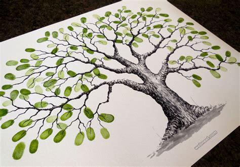 tree drawing  lastingkeepsakes