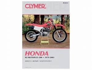 Honda Xl 185 Sb 82 Manual Clymer Parts At Wemoto