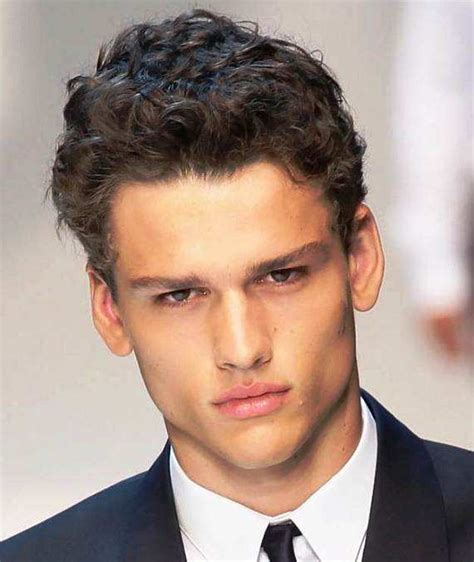Male Hairstyles for Wavy Hair   Let Discuss about the