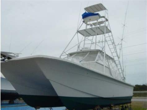 Catamaran Fishing Boats For Sale Florida by Perfection Boats Fishing Catamaran Boats For Sale
