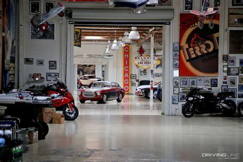 leno garage tour 7 things that may you if you visit leno s