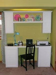 1000 images about desk home office on pinterest home With kitchen cabinets lowes with office depot stickers