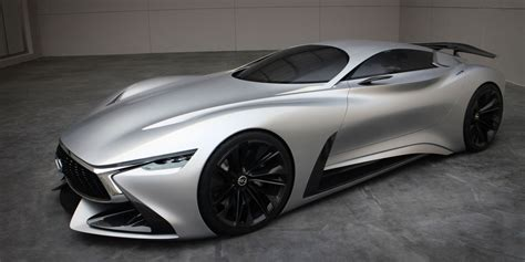 infinity car infiniti s real life vision gt concept bows in china