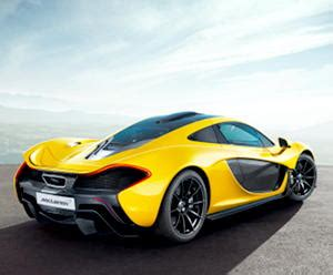 mclaren p specifications fuel economy emissions