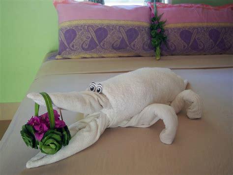 pliage de serviette de toilette sedgu