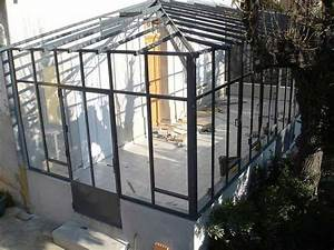 Véranda Fer Forgé : veranda fer ferronnerie sigonneau bouche du rhone ~ Premium-room.com Idées de Décoration