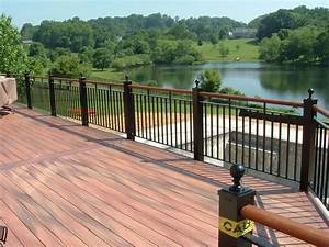 Aluminum Deck Railing Care : Doherty House - Aluminum Deck