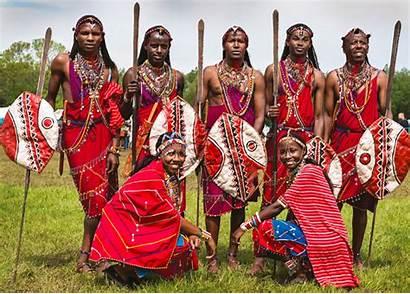 Maasai Tribal Tribe Masai Culture Facts Africa