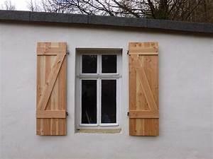 Fensterläden Selber Bauen : neue fensterl den bg naturgarten ~ Frokenaadalensverden.com Haus und Dekorationen