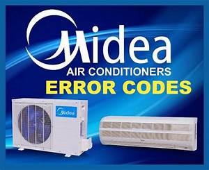 Midea Minisplit Manual  U2013 Airea Condicionado