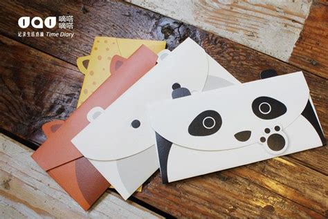 birthday gift ideas for panda envelope s t a t i o n e r y
