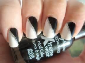 Pin black and white nail art designs diy nails on