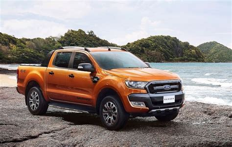 ford ranger diesel usa release date concept