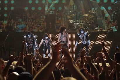 Kiss Rock Wallpapers Band Concert Metal Heavy