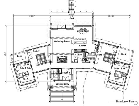 Permalink to Two Master Bedroom House Plans