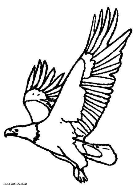 printable eagle coloring pages for cool2bkids 216   877742b5118e6e300d1a3ffceae21550