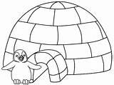 Igloo Template Templates Pinguino sketch template