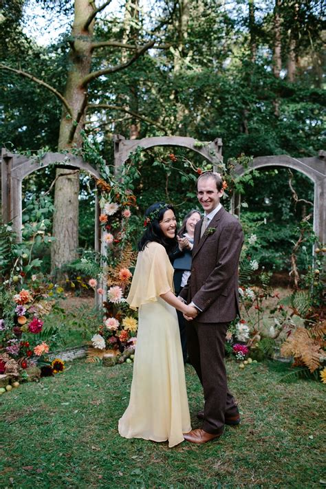 A 1970s Heirloom Wedding Dress And Cape For Flower Filled