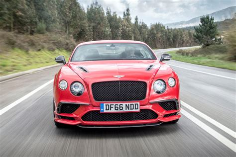 bentley continental gt supersport 2017 bentley continental gt supersports review autocar