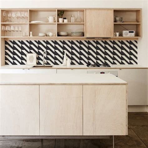 kitchen wallpaper that looks like tile wallpaper backsplashes from kitchenwalls door sixteen 9625