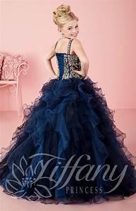 Tiffany Princess 13469 Belle Of The Ball Dress Prom Dress