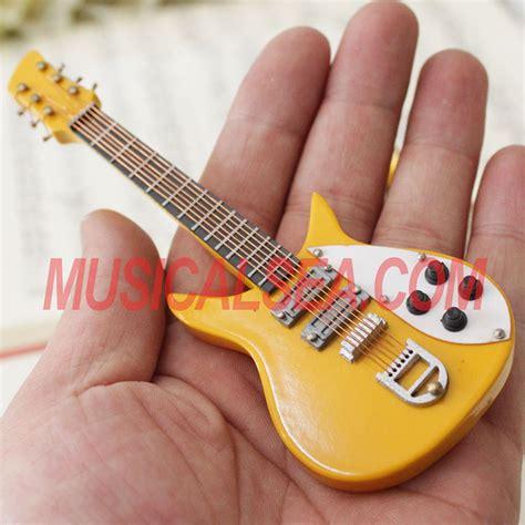 miniature handmade electric guitar craftsminiature