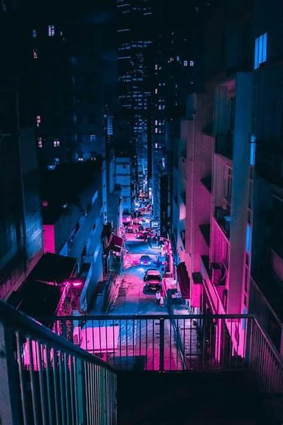 Roe Cyberpunk Aesthetic Vaporwave Steve Designboom Urbanism