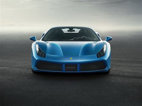 Build Your Own 488 Spider With Ferrari's Online Configurator