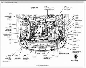 2005 Ford Freestar Ac Lines Diagram  Ford  Auto Parts Catalog And Diagram