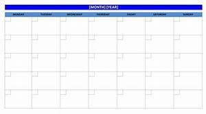 Blank Printable Calendars Blank Weekly Calendars Printable Activity Shelter