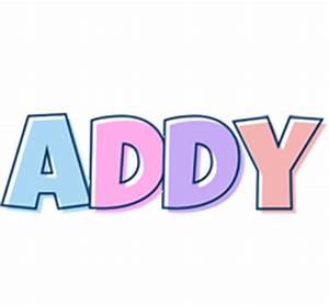 Addy Logo | Name Logo Generator - Candy, Pastel, Lager ...