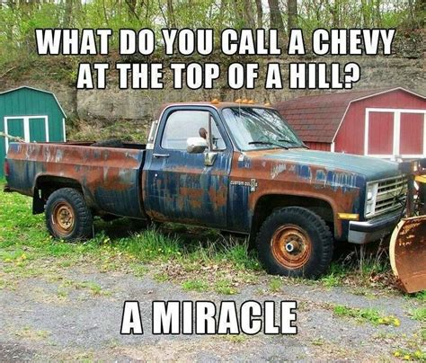 Chevy Memes - 17 best ideas about chevy jokes on pinterest chevy memes ford and ford trucks