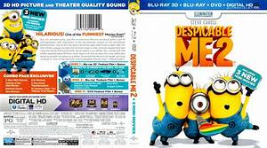 Despicable Me Dvd Cover Pictures to Pin on Pinterest ...
