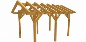 Carport Holz Selber Bauen : carport bauplan holz ~ Markanthonyermac.com Haus und Dekorationen