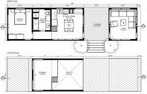 640 Sq. Ft. California Solo 1 Modern Prefab Tiny House
