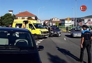 Tres Accidentes Dejan Dos Heridos En Baiona Y Tomi U00f1o Y Un