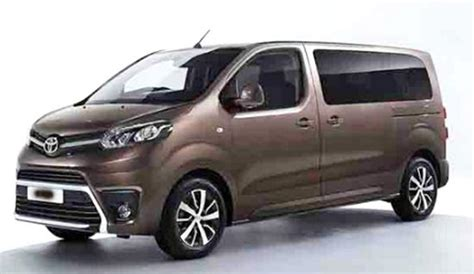 2019 Toyota Hiace Release Date And Review Volkswagen