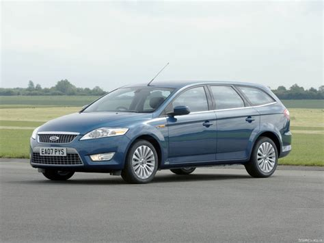 Ford Mondeo 2007 Ford Paint Codeshtml Autos Weblog