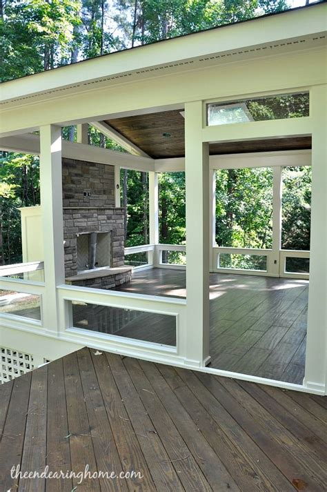 turn porch into sunroom plan turning our back porch dreaming into a reality part 3