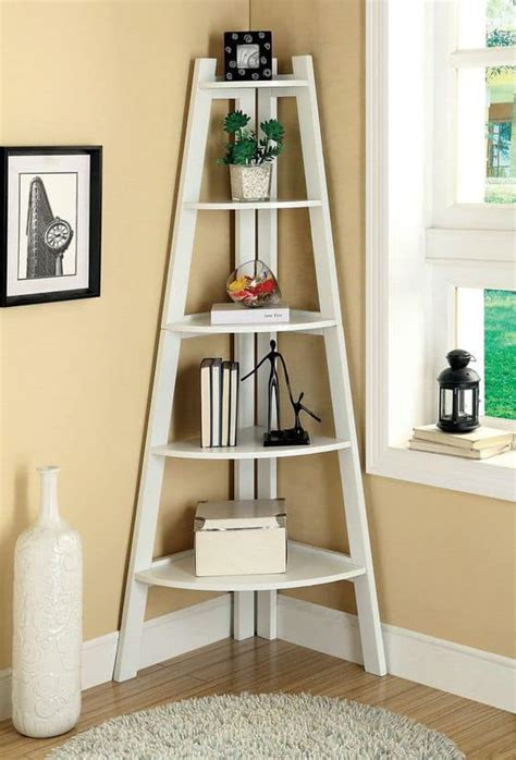 clever corner shelving ideas diy cozy home