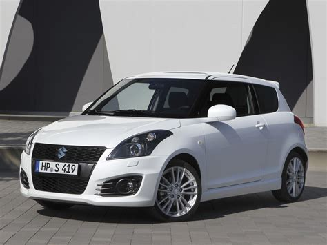 suzuki swift  doors specs