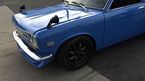 Datsun 510 Restoration by 1972 Datsun 510 Restoration