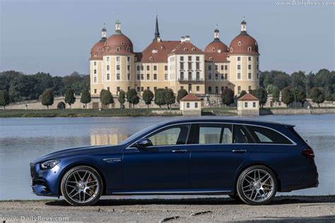 Gotta love amg for this feature on a wagon, of all things, although it also is included on the e63 s sedan. 2021 Mercedes-Benz E63 S AMG Estate - Dailyrevs