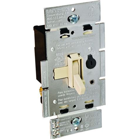 cabinet lighting lutron stand alone wall dimmer switches