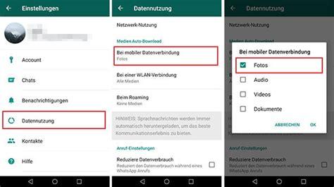 wie kann man whatsapp bilder speichern