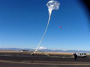 Near Space Corporation Launches First Flight for NASA ...